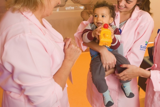 Programa Child Life: abordagem técnica sobre humanização